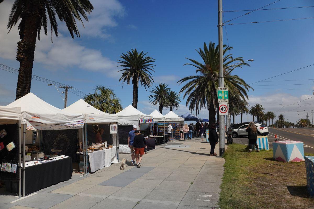 st kilda esplanade market melbourne3