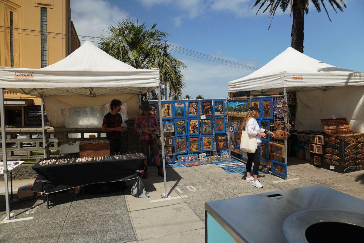 st kilda esplanade market melbourne6