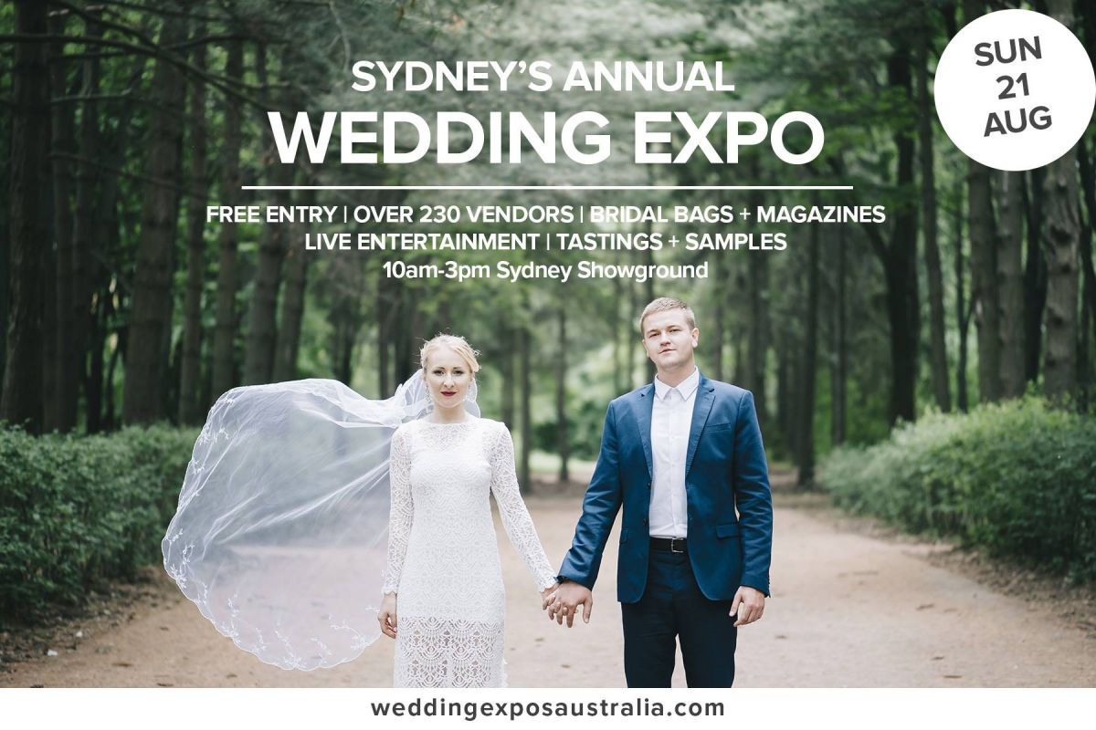 sydney wedding expo