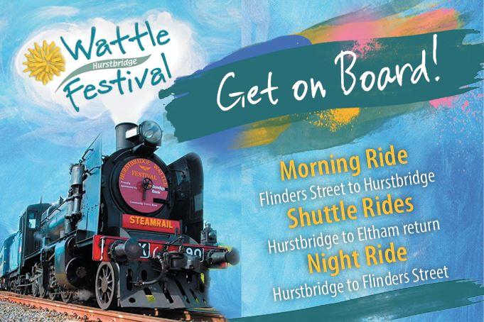 wattle festival melbourne