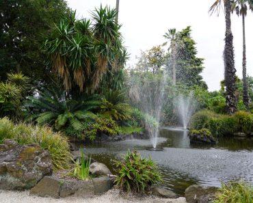 williamstown botanical garden
