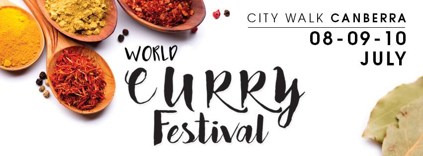 wold curry festival canberra